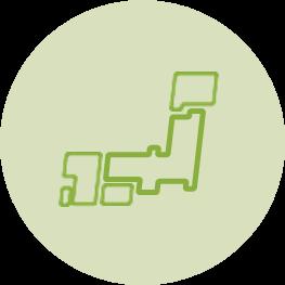 「Relo安否コネクト」は、被災した場合でもサービスが利用できる
