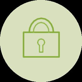 「Relo安否コネクト」は、あらゆる攻撃や漏洩の危険性から個人情報を守る