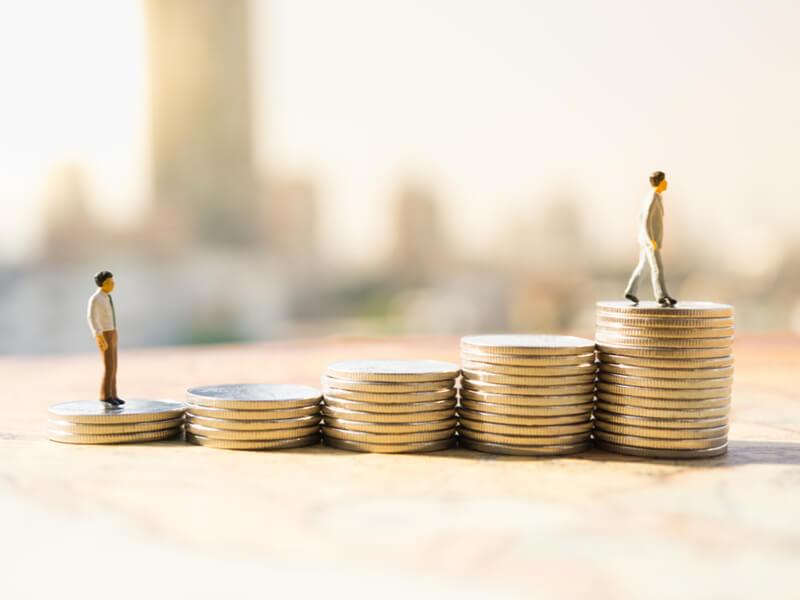 給与の増加は課税額の増加を意味する