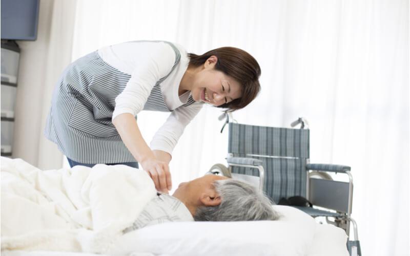 介護中の労働者に対する所定労働時間の短縮等の措置