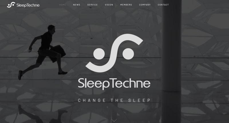 睡眠改善プログラム「TechNeru」