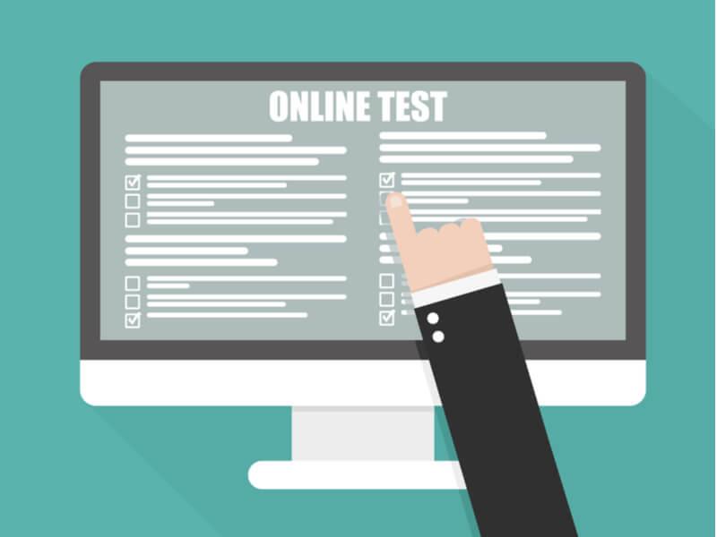 企業がオンライン検定・試験を導入するメリットと課題。従業員が安全・公平に受験できる方法